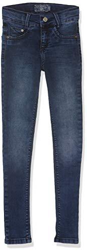Blue Effect  0226 Mädchen Ultrastretch Jeans, Blau (Blue denim), 152