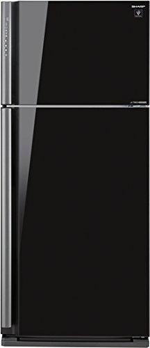 Sharp SJXP700GBK Libera installazione 578L A++ Nero frigorifero con congelatore
