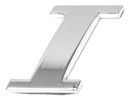 Eufab 30319 3d-letter I Car-logo