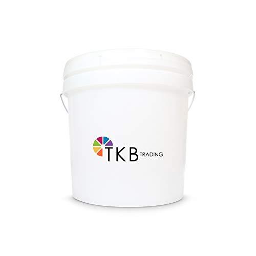 TKB Lip Gloss Base | Clear Versagel Base for DIY Lip Gloss, Made in USA 12 lb (192 oz) Mineral-Oil-Free ($1.09/oz)