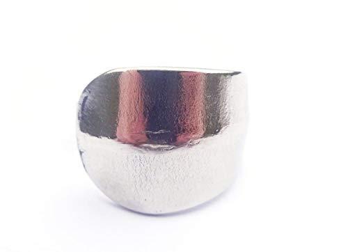 Miniblings Ring aus Besteck Upcycling Gabel Löffel Handarbeit Antik Unikat 112 - Handmade Modeschmuck I Fingerring mit Motiv I one Size