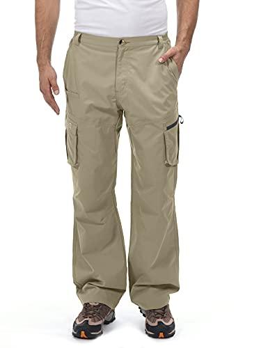 Little Donkey Andy Mens UPF 50 Cargo Pants