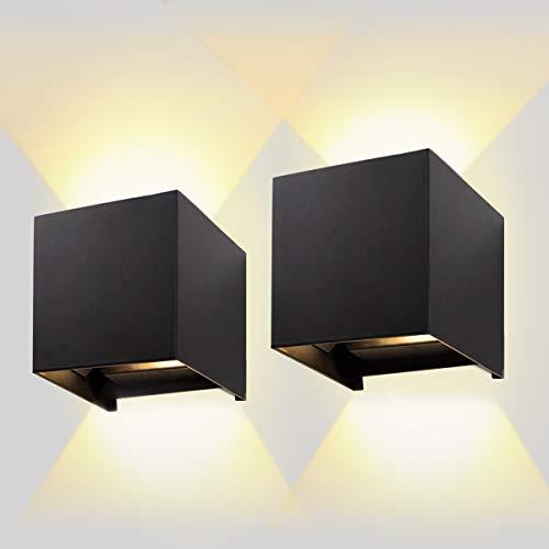 AILUKI Innen LED Wandlampe 12W Bild