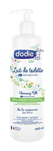 Dodie - Lait de toilette 3en1 - 500ml