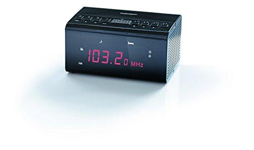 Thomson CR50 Radio réveil Noir
