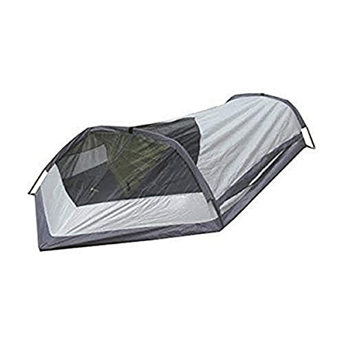WFS 1-Person Bivy Camping Tent with Rain Fly, Green