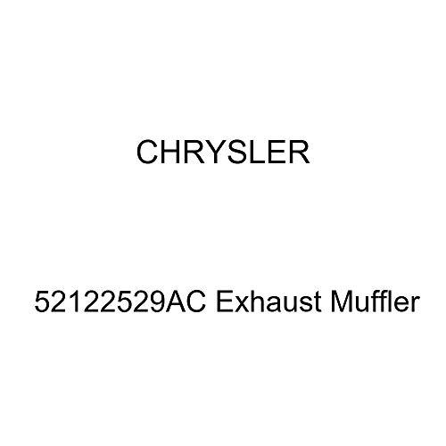 Genuine Chrysler 52122529AC Exhaust Muffler