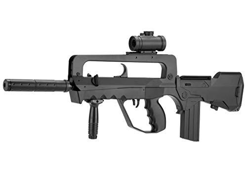 Double Eagle Airsoft M46P - Rifle para Airsoft,con Muelle,de Recarga Manual (0,5 Joule)