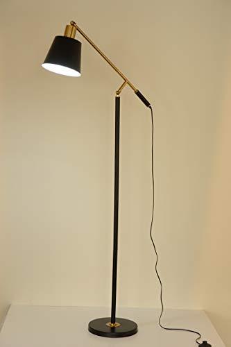 DSM Lámpara de Mesa Vertical Lámpara de pie Sala de Estar Dormitorio Dormitorio Estudio Americano Luz de Lujo Lámpara de Noche roja 165 cm