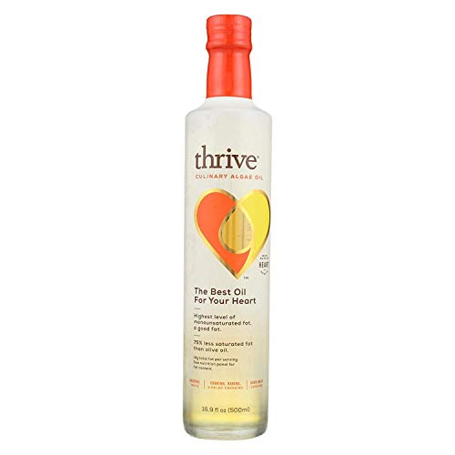 THRIVE ALGAE CULINARY COOK OIL, GRAN BAR, DK CHOC, CHRY, SS - Pack of 6