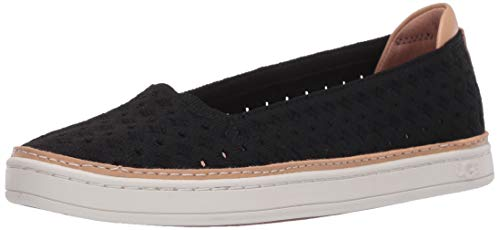UGG Women's Tammy Sneaker, Black, 6