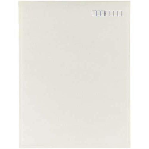 コクヨ ホフ−17 小包封筒(軽量タイプ)A3用封かん用口糊付き白 5枚セット