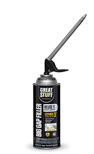 Great Stuff 99108860 Smart Dispenser Big Gap Filler, Cream