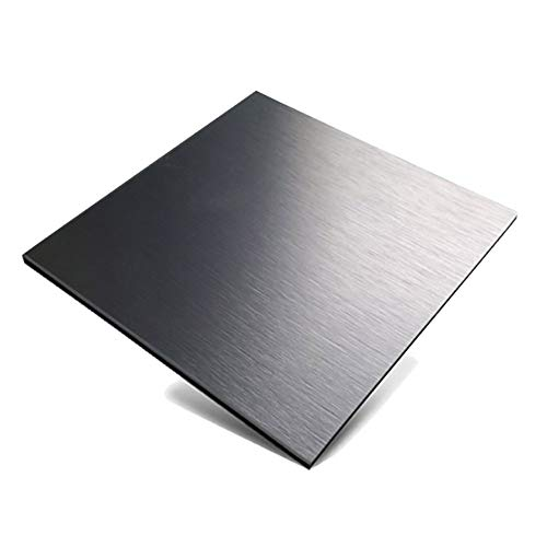 LEISHENT Chapa De Aluminio 200Mm X 200Mm X 5Mm