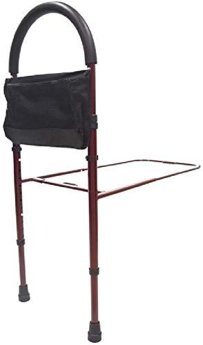 Fence-products JT Rehausseur de lit avec main courante pour personnes âgées enceintes