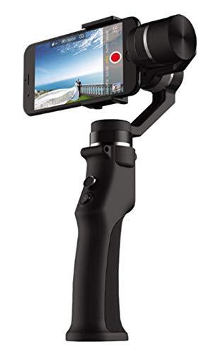 YUKM Cámara de Video de PTZ de la cámara de Mano de Tres Ejes con la cámara de Video Antideslizante