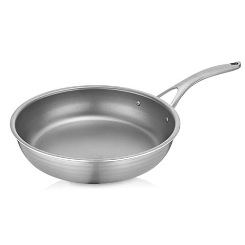 XWF Compuesto Puro Titanio Pan Antiadherente Pan ergonómico