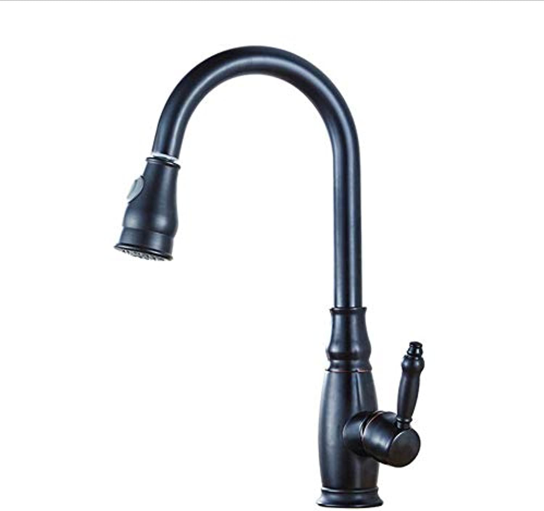 Moderne wasserhahn bad wasserhahn küche einzigen handgriff wasserhahn waschbecken waschbecken ziehen heies und kaltes wasser wasserhahn 360 umdrehung