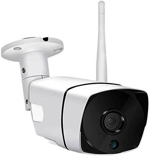 1080P Security Camera Outdoor WiFi Webcam Waterdichte bewakingscamera met nachtzicht, bewegingsdetectie HAOSHUAI