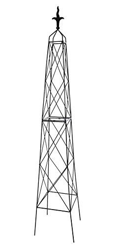 Ruddings Wood 200cm Diamond Garden Obelisks