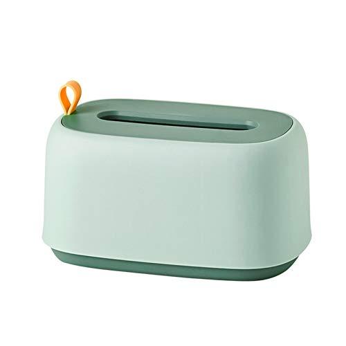 Caja para Toallitas Húmedas,Tissue Box Soporte multifuncional para toallitas húmedas de pared, Dispensador de Toallitas Humedas para Hogar Coche Oficina
