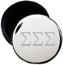 Sigma Sigma Sigma Pin Jewelry Box for Tri Sigma Necklaces & Rings