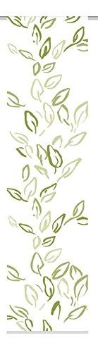 Home Fashion SCHIEBEVORHANG DEKOSTOFF Digitaldruck Concord, Stoff, grün, 245 x 60 cm