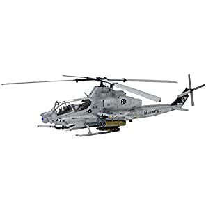 アカデミー 1/35 アメリカ海兵隊 AH-1Z ヴァイパー シャークマウス プラモデル 12127