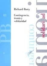 Contingencia, Ironia Y Solidaridad / Contingency, Irony, and Solidarity (Basica / Basic) (Spanish Edition)