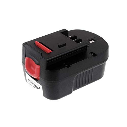 Powery Batería para Black & Decker Multi-Tool Quattro KC2002FK 2000mAh