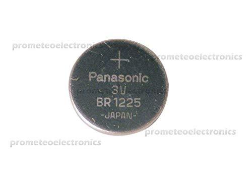 Panasonic BR1225 (1) X eine Lithium Knopfzelle 3 V Blisterverpackung oder Bulk