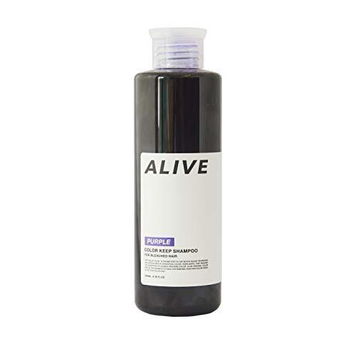 ALIVE(アライブ) カラーシャンプー極濃紫シャンプー