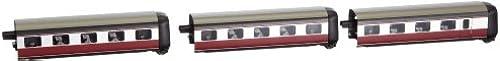 M lin 41101 - Erg ungswagen-Set zu VT 10.5 Senator DB