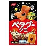ノーベル製菓 ペタグーグミ コーラ 50g×6袋入×(2ケース)