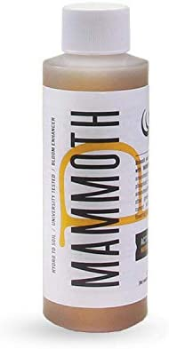 Mammoth P Microbes Bloom Enhancer Nutrient Increase Yield and Enhance Plant Health 120mL product image