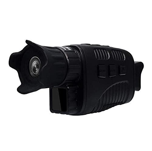 JIAWYJ Teleskop/Single-Tube Digital Night Vision-Gerät, Video/Foto/Nachtsicht/tragbares Outdoor-Teleskop, großes Sichtfeld mit TF-Speicherkarte/Commodity-Code: WXJ-1067