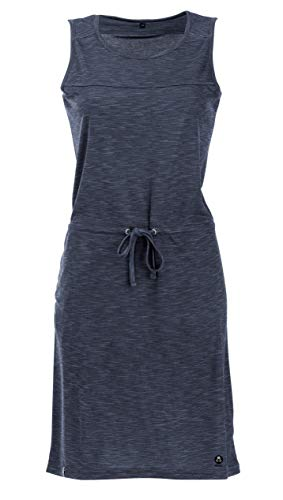 Maul Triberg Fresh Robe fonctionnelle pour femme FR:50 Bleu indigo