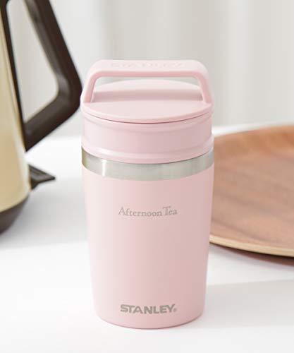 [ アフタヌーンティー リビング ] AfternoonTea LIVING 水筒・マグボトル GP93 STANLEY/真空携帯マグカップ ピンク