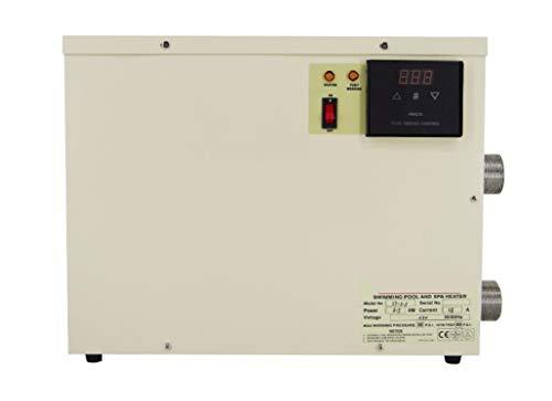 BAOSHISHAN 5,5 kW Wasser Heizung für Swimmingpool und Badewanne 220 V-240 V/380 V-415 V