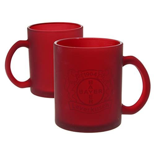 Bayer 04 Leverkusen - Werkselfe Kaffeetasse 320 ml - Frozen