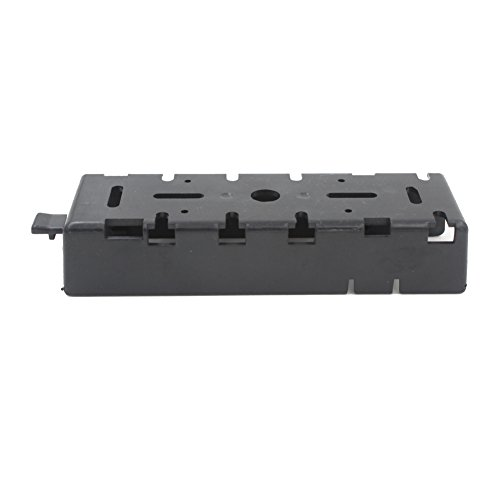 AOER Rigid Plastic Panel Mount Black Car Frame Bracket for Wireless Transceiver YAESU Radios FT-8800 FT-8800R FT-8900 C04