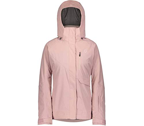 Scott W Ultimate Dryo 10 Jacket Pink, Damen Regenjacke, Größe XS - Farbe Pale Purple