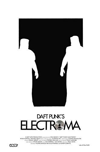 Daft Punk's Electroma Movie Poster (27,94 x 43,18 cm)