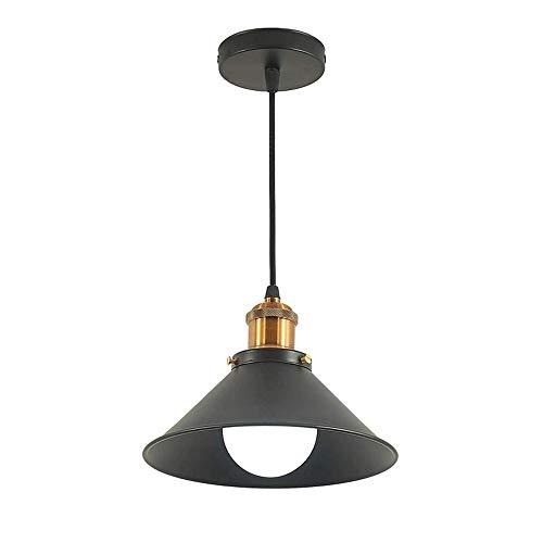 RUINAIER Iluminación de Cocina para el hogar Colgante Araña, Westinghouse Lighting Seis luz de la lámpara de Interior, Barnwood y Acabado en Bronce aceitado, el Color Negro