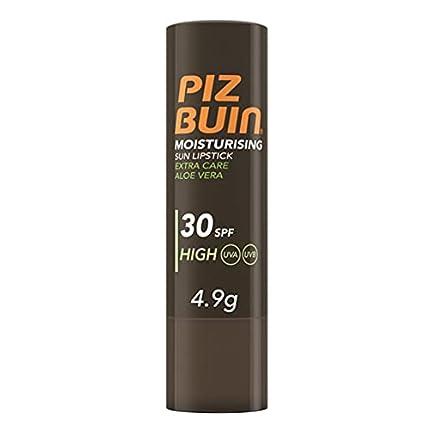 Piz Buin, Protección Solar, Moisturising Stick Labial SFP 30, Protección Alta