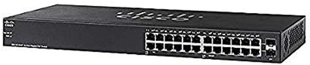 Cisco SG110-24HP 24-Port Gigabit PoE Switch (SG110-24HP-NA)