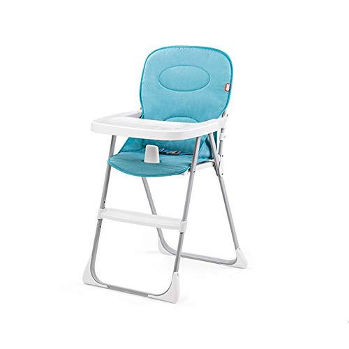 Chaise Bébé Portable Pliable pour Manger Une Table Et Une Chaise, Siège Multifonctionnel Stable, Stable Et Écologique, Confortable Et Durable