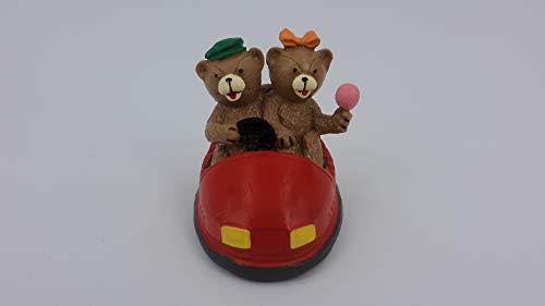 STEINBECK Teddy im Autoscooter