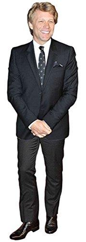 Celebrity Cutouts Jon Bon Jovi Pappaufsteller Mini