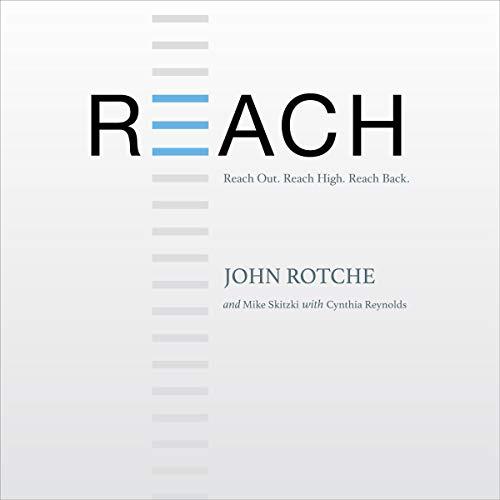 Reach audiobook cover art